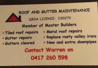Roof and Gutter Main...